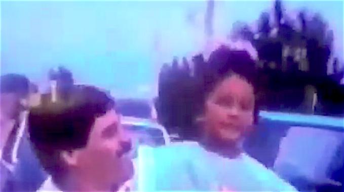 guzman unieke video, chapo guzman video, chapo video 1992, chapo feest video