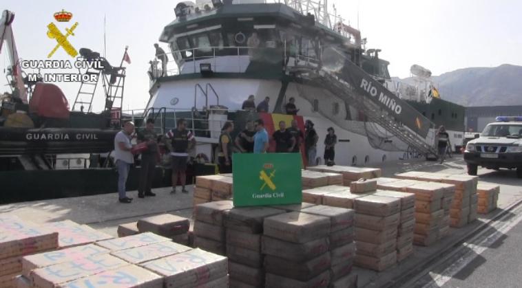 9200 kilo hasj, nederlanders hasj smokkel, middellandse zee hasj boot nederlanders