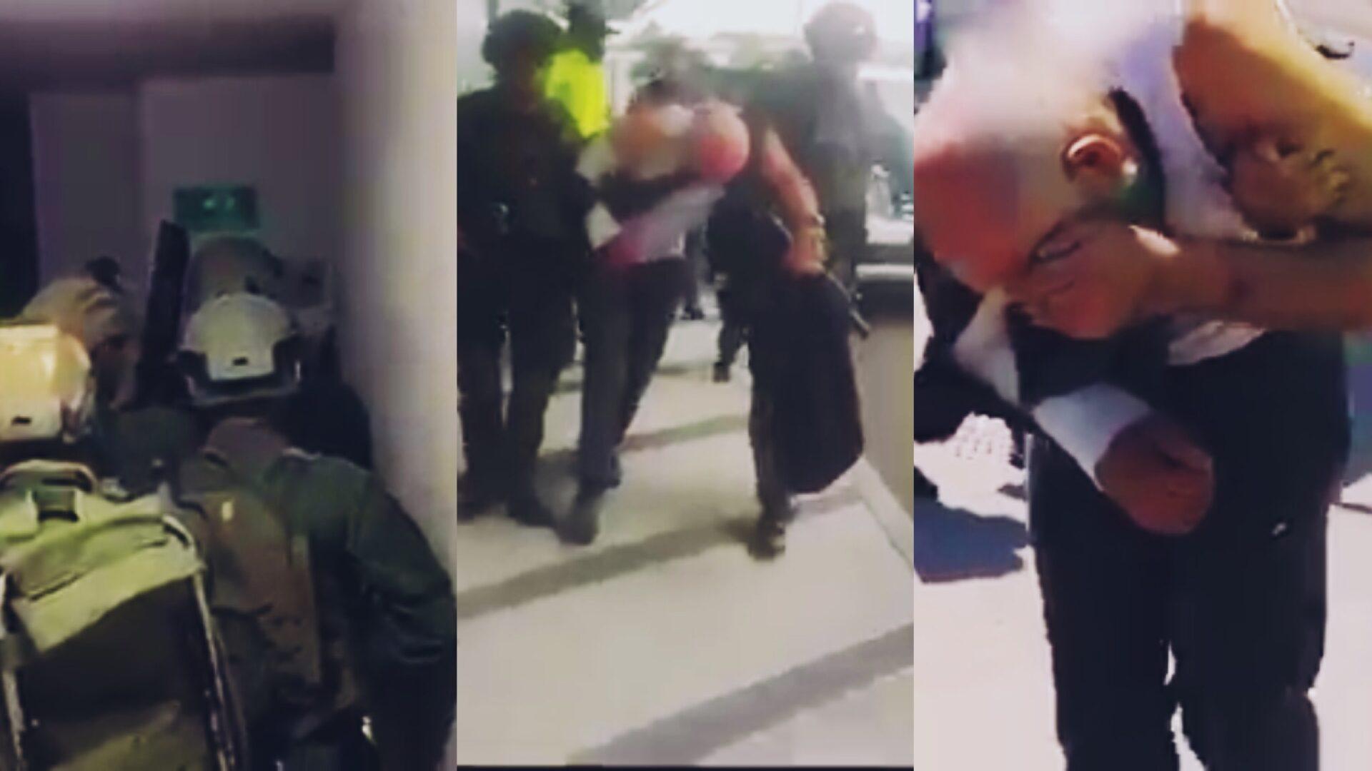 VIDEO: Beelden aanhouding Mocro Maffia kopstuk Saïd R. in Colombia