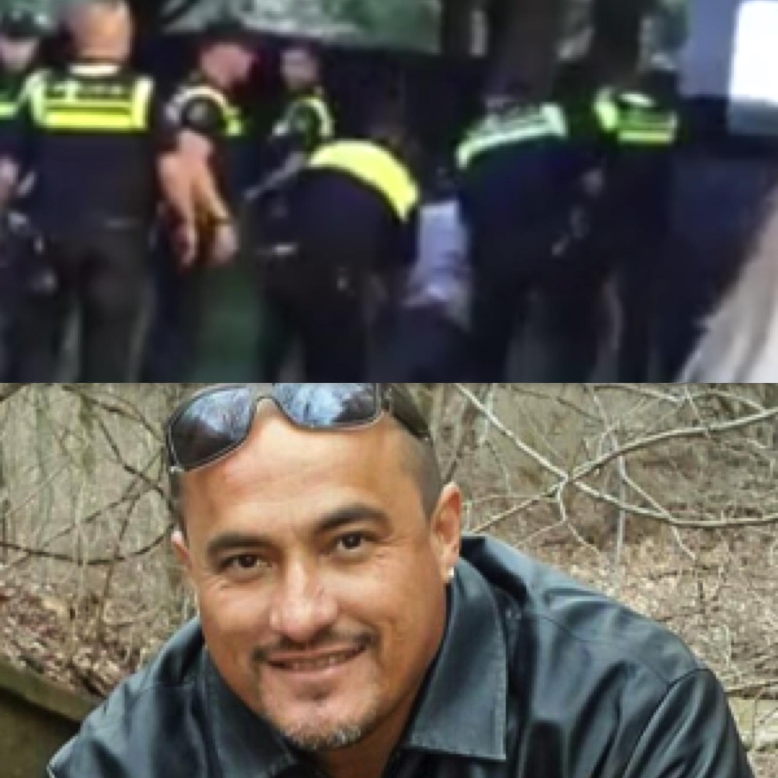 agenten henriquez korpschef, korpschef bouman agenten henriquez, dodelijke arrestatie mitch henriquez